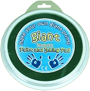 "Giant Washable Paint & Ink Pad 5.75"" Green"