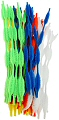 "Bumps Pipe Cleaners 12"" Assorted Colours (Pack 20)"