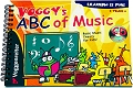 Voggys ABC of Music Book & CD