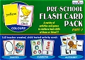 Pre-School Flash Card Pack