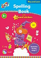 Play and Learn Spelling Book & Stickers (5+ years)