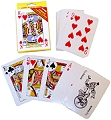 Jumbo Playing Cards 13cm x 9cm