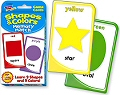 Shapes & Colours Memory Match challenge Cards