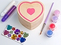 Decorate-Your-Own Heart Chest