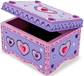 Decorate-Your-Own Jewellery Box
