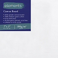 "Elements Canvas Board 16"" x 16"" (40.6 x 40.6cm)"