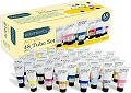 Elements Acrylic Paint Tubes Set 22ml (Pack 48)