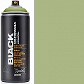 Montana BLACK Spray Paint Can 400mls Lost Island
