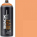 Montana BLACK Spray Paint Can 400mls Orange