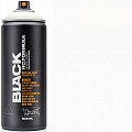 Montana BLACK Spray Paint Can 400mls White