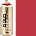 Montana GOLD Spray Paint Can 400mls Shock Blood Red