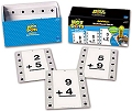 Hot Dots™ Maths Practice Cards - Addition (facts 0-9)