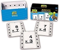 Hot Dots™ Maths Practice Cards - Multiplication (facts 0-9)
