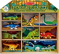 Dinosaur Party Figures (Set 9)