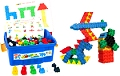 Morphun Junior Starter Model Construction Set (400 pieces & building plans)