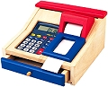 Cash Drawer and Calculator
