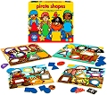 Pirate Shapes Shape & Colour Matching Game