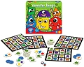 Monster Bingo Shape & Colour Matching Game