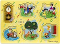 Sing-Along Nursery Rhymes Sound Puzzle Set 1