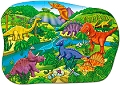 Big Dinosaurs Shaped Floor Puzzle (50 piece)