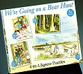 Were Going on a Bear Hunt 4 in 1 Puzzles (12, 16, 20 & 24 piece)