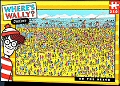 Wheres Wally? Puzzle On the Beach (250 piece)