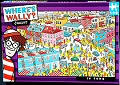 Wheres Wally? Puzzle In Town (100 piece)