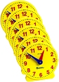 Extra Student Synchronised Clocks for Classroom Set (Set 6)