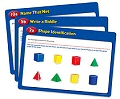 3D Folding Geometric Shape Activity Cards (Set 20)