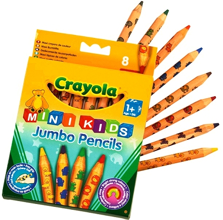 Faber castell pencil chubby